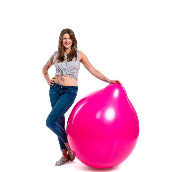 """BALLOONS UNITED - BELBAL Giant Balloon 36"""" (90cm) B350 Standard"""