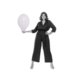 "BALLOONS UNITED - BELBAL Round Balloon 14"" (38cm) Soap"