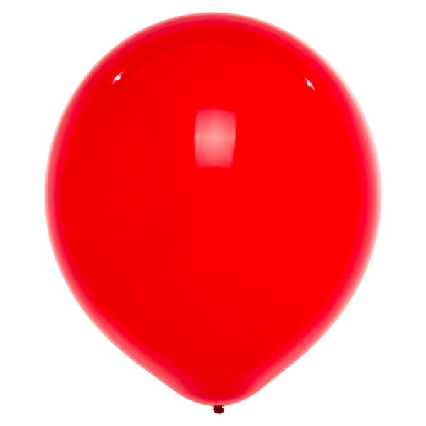 "BALLOONS UNITED - BELBAL Round Balloon 24"" (60cm) B250 Crystal"