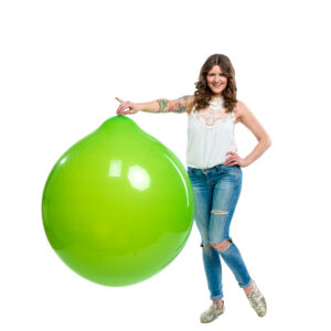"BALLOONS UNITED - CATTEX Giant Balloon 36"" (90cm)"