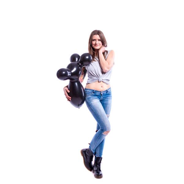 "BALLOONS UNITED - CZERMAK & FEGER Figure Balloon 28"" (70cm) Bonzo"