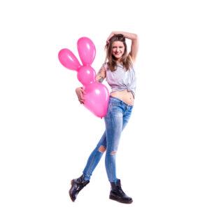 "BALLOONS UNITED - CZERMAK & FEGER Figure Balloon 32"" (80cm) Bunny"