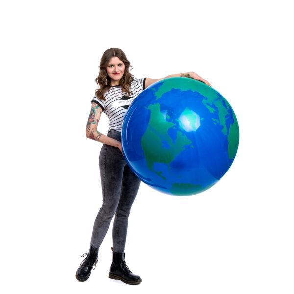 "BALLOONS UNITED - QUALATEX Giant Balloon 36"" (90cm) Globe"