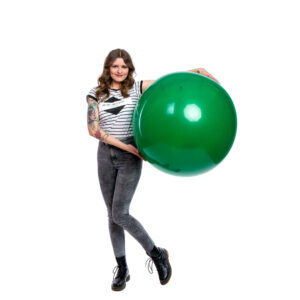 "BALLOONS UNITED - QUALATEX Giant Balloon 36"" (90cm) Standard"
