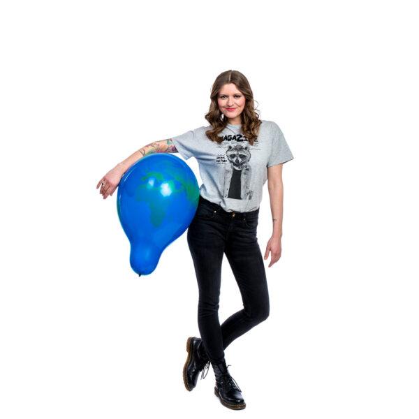 "BALLOONS UNITED - QUALATEX Round Balloon 16"" (40cm) Globe"