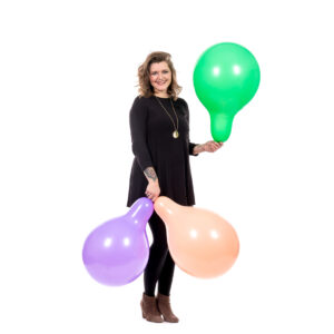 "BALLOONS UNITED - SEMPERTEX Round Balloon 18"" (46cm)"