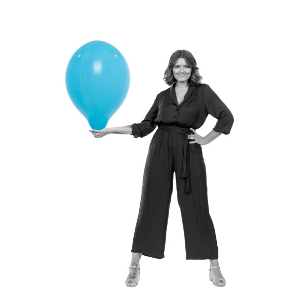"BALLOONS UNITED - TUFTEX Round Balloon 17"" (43cm) Standard"